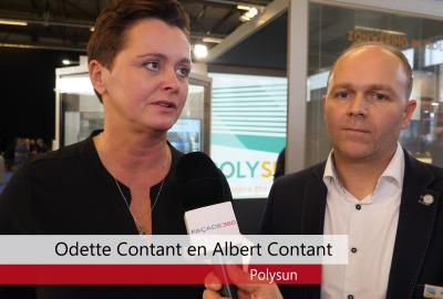 Interview Albert en Odette Contant door Facade360 Polyclose 2018